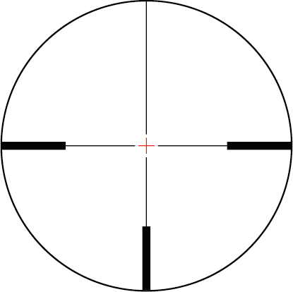 L7 fein reticle