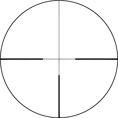FD7 reticle