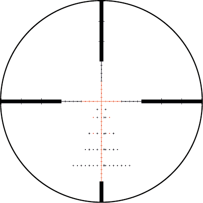 Gen II XR reticle