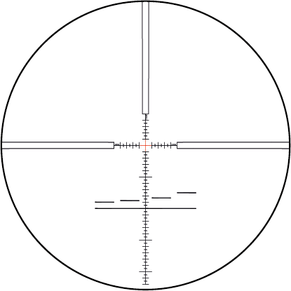 P4FL reticle
