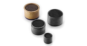 Killflash honeycomb filter